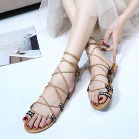Giày cột dây sandal giá sỉ