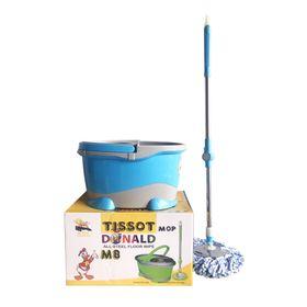Bộ cây lau nhà 360 Tissot mop Donald giá sỉ
