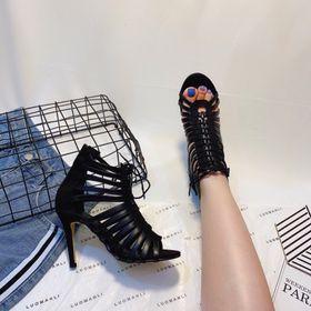 Giày bot dây giá sỉ