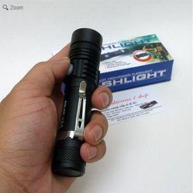 Đèn pin 518 siêu sáng giá sỉ
