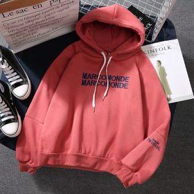 Áo hoodie nữ phong cách giá sỉ