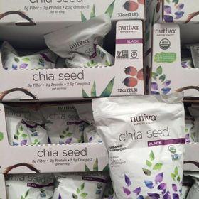 Hạt chia Mỹ Nuvita Chia Seed 907g Mỹ giá sỉ