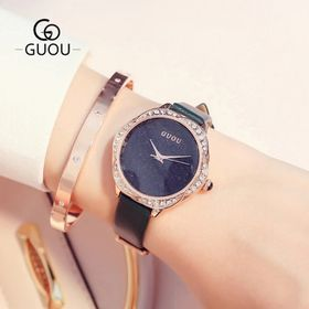Đồng hồ nữ GUOU 8094 giá sỉ