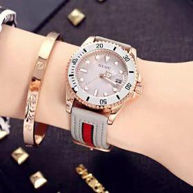 Đồng hồ nữ GUOU 8077 giá sỉ