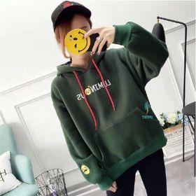 Áo hoodie nữ lumius giá sỉ