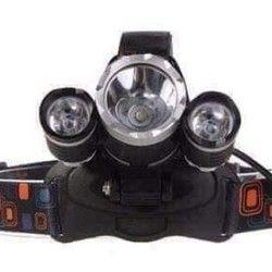 Đèn pin đội đầu 3 bóng giá sỉ