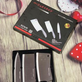 Bộ dao inox 3 món cao cấp giá sỉ