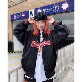 Áo khoác dù bóng chày nam nữ giá sỉ