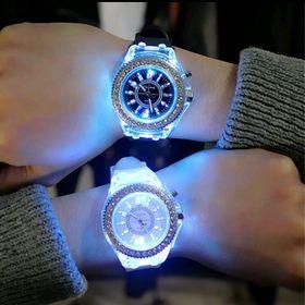 Đồng hồ cặp đôi nam nữ led giá sỉ