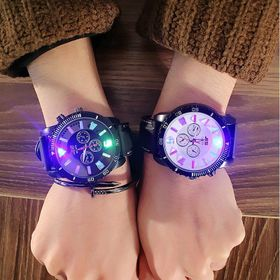 Đồng hồ cặp đôi phát sáng giá sỉ