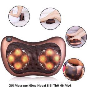 Gối massage 8 bi thế hệ mới giá sỉ