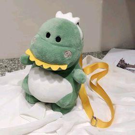 Túi đeo chéo khủng long dễ thương sẵn 2 màu siêu xinh giá sỉ