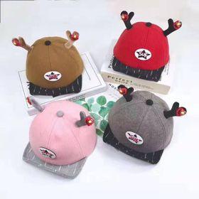 Mũ tuần lộc cho bé giá sỉ
