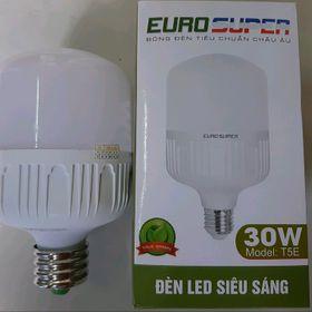 bóng đèn led cao cấp 30w eurosuper giá sỉ