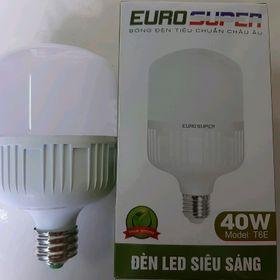 bóng đèn led cao cấp 40w eurosuper giá sỉ