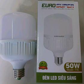 bóng đèn led cao cấp 50w eurosuper giá sỉ