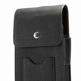 Bao da đựng điện thoại đeo hông XSmax hai lớp 63 inch giá sỉ