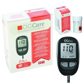 Máy thử đường huyết OGCARE giá sỉ