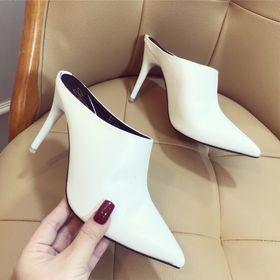 Giày bót hở gót giá sỉ