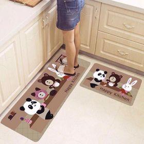 Thảm nhà bếp 3D bộ 2 giá sỉ