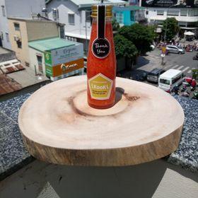 100ml Muối ớt đỏ chai thủy tinh 100ml giá sỉ