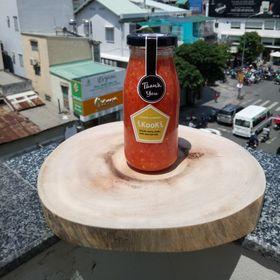 250ml Muối ớt đỏ chai thủy tinh giá sỉ