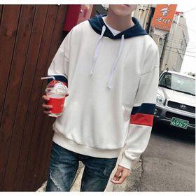 Áo hoodie nam phối vòng tay giá sỉ