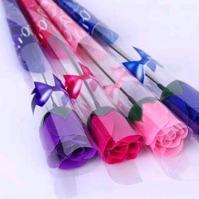 sỉ Hoa hồng sáp thơm nguyên cây nhiều màu giá sỉ