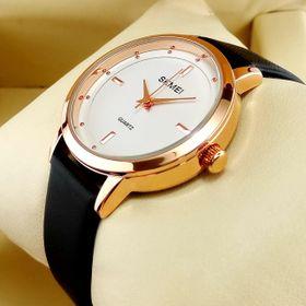 Đồng hồ nữ dây da SKMEI 1457