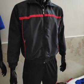 áo khoác đồng phục màu đen giá sỉ