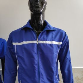 áo khoác đồng phục màu xanh giá sỉ