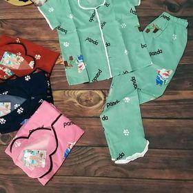 Đồ bộ pizama cao cấp lụa satin giá rẻ tại Quảng Nam - Đà Nẵng giá sỉ