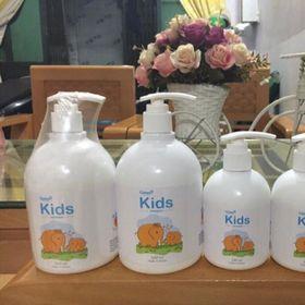 Dầu gội đầu trẻ em 3 trong 1 Hương Mơ 500ml xuất xứ Hàn Quốc giá sỉ