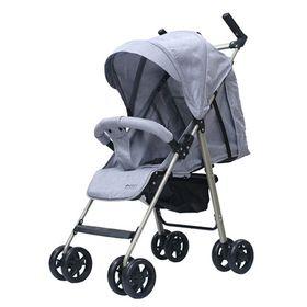 Xe đẩy trẻ em ALB1VN khung Aluminum siêu nhẹ - Ghi Xám giá sỉ