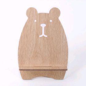 đế điện thoại gỗ mẫu chuột giá sỉ