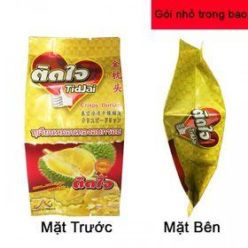 Sầu Riêng Sấy Thái Lan Tidjai giá sỉ