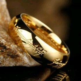 nhẫn nam nữ mạ vàng giá sỉ