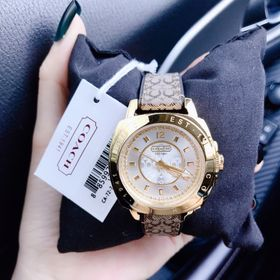 Đồng hồ nữ Coachhs giá sỉ