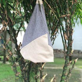Túi tote Nhật handmade size M giá sỉ