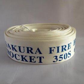 Vòi chữa cháy GNVN PVC D65-17BAR-20M in sakura giá sỉ