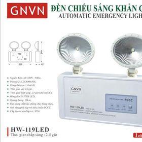Đèn sự cố GNVN HW-119LED giá sỉ