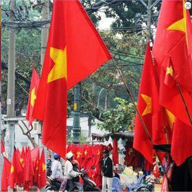 Cờ Việt Nam Lớn 70x100cm giá sỉ