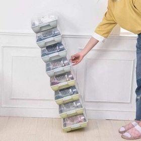 Hộp nhựa đựng giày tiện ích giá sỉ