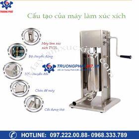Giá bán máy xúc xích 1tr700 tại Hà Nội giá sỉ