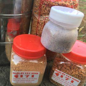 Muối ớt tây ninh giá sỉ