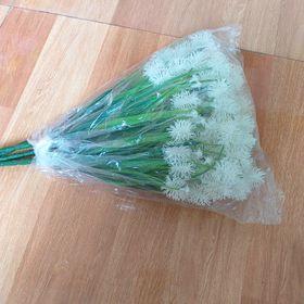 Hoa giả - Điểm chôm chôm - Phụ liệu cắm hoa giá sỉ