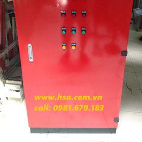 Lắp đặt tủ điện - Biến tần giá sỉ