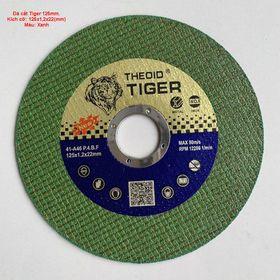 Đá cắt Tiger xanh 125mm giá sỉ
