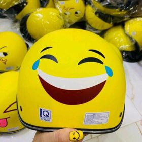 Nón bảo hiểm hình mặt cười giá sỉ giá bán buôn giá sỉ