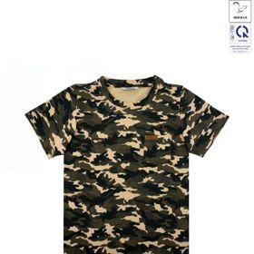 Áo phông bé trai có túi ngực- 62BS19 size 2T-15T giá sỉ